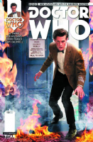 Doctor Who The Eleventh Doctor Adventures #15 (Cover B)